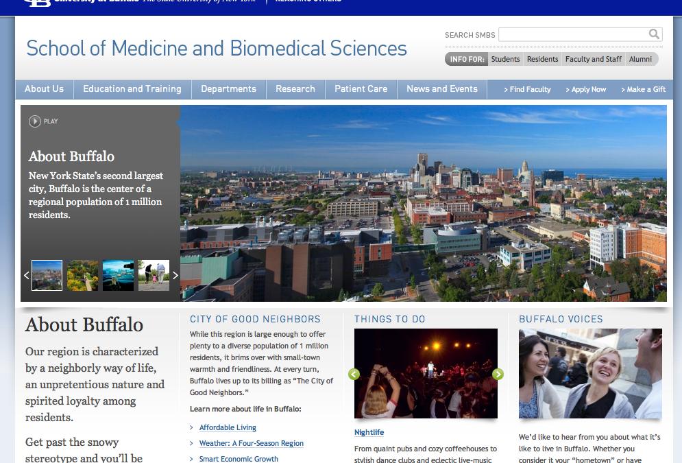 Jacob School of Medicine