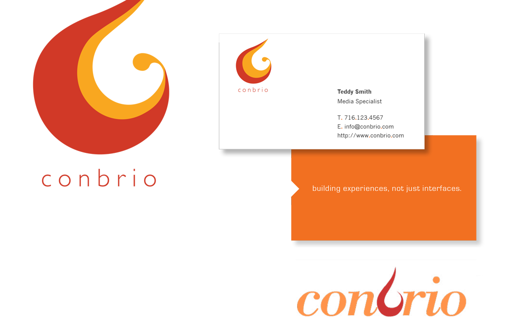 Cobrio Logo and Branding