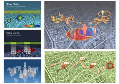 GIS Tools Custom Illustrations and Infographics