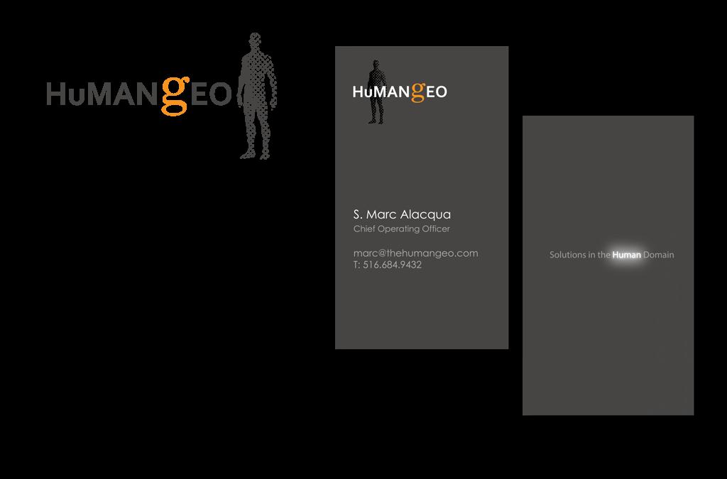 HumanGeo Branding
